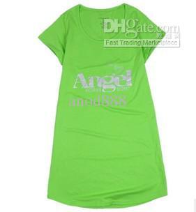Livraison gratuite- 100% coton home shirt / Lady T-shirt / original exportant chemise de haute qualité