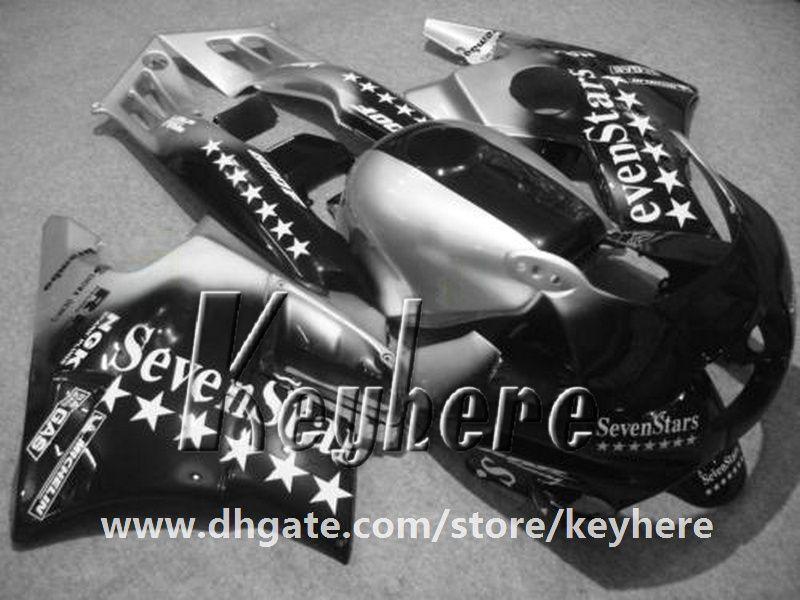 Kit de carénage 7 cadeaux gratuit pour Honda CBR 600 91 92 93 94 CBR600 1991 1992 1993 1994 carénages F2 pièces de moto sept étoiles haute qualité G3C
