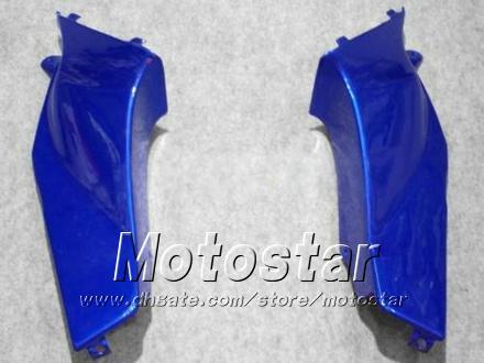 7 presentes feiras Bodykit para Honda CBR600RR F5 2005 2006 CBR 600 RR 05 06 CBR600 600rr Blue Movistar Motocicleta Feeding KK18