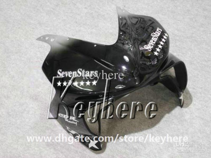 Gratis 7 geschenken Custom Race Fairing Kit voor Honda CBR600 2001 2002 2003 CBR 600 01 02 03 F4I FACKINGS G7E Nieuwe Seven Stars Motorcycle Body Work