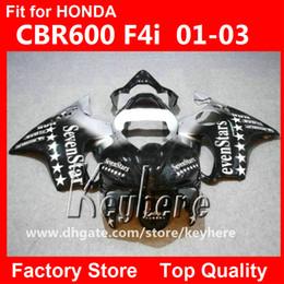 $enCountryForm.capitalKeyWord Australia - Free 7 gifts Custom race fairing kit for Honda CBR600 2001 2002 2003 CBR 600 01 02 03 F4I fairings G7e new seven stars motorcycle body work