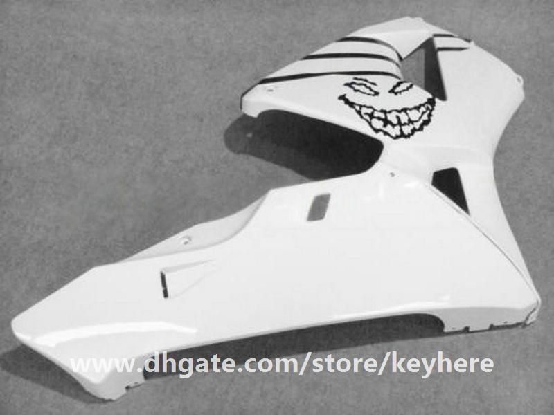 Kit carena iniezione di 7 regali Honda CBR-600RR 2005 2006 CBR600RR 05 06 Carenature F5 G7f vendita calda carrozzeria moto bianco nero