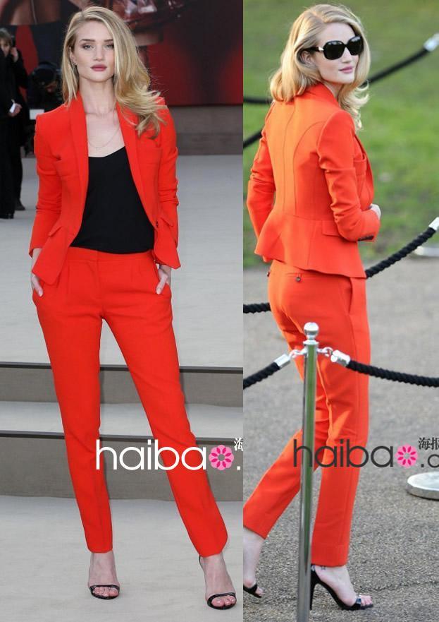 2013 New Elegant Formal Women Set Suits L0863 Women Jumpsuit ...
