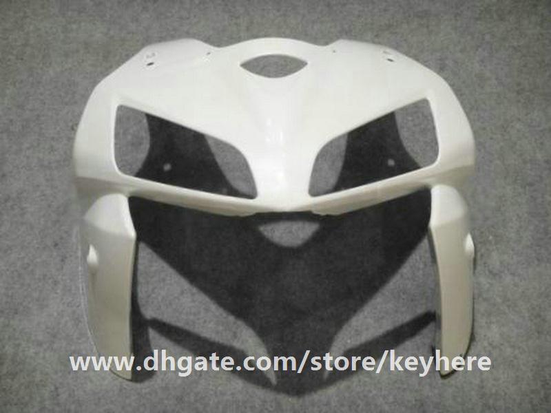 Kit carena iniezione 7 regali Honda CBR-600RR 2005 2006 CBR600RR 05 06 Carene F5 G4h vendita calda tutto lavoro carrozzeria moto bianco puro