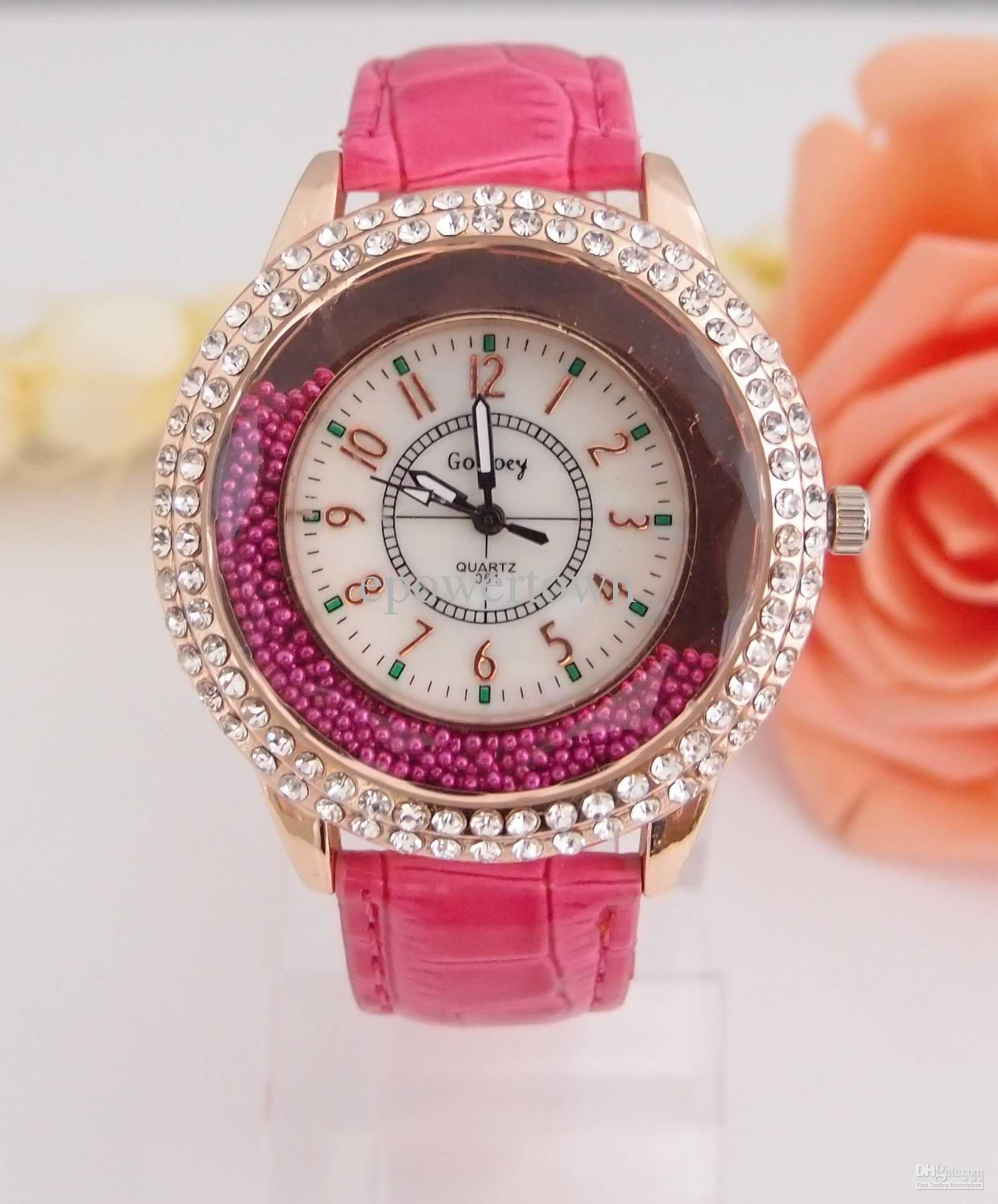 Недорогие часы со стразами женские купить