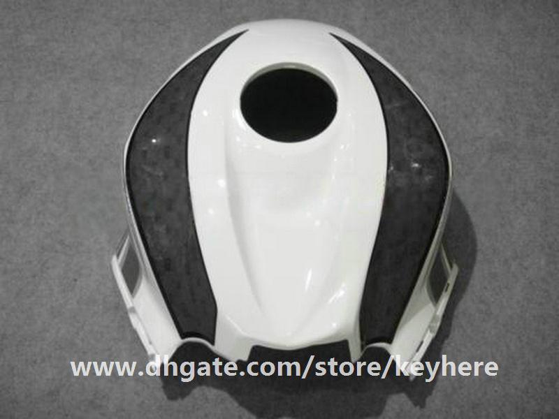 Kit de carénage injection gratuit 7 cadeaux pour Honda CBR600RR 2009 2010 CBR 600RR 09 10 F5 CBR-600RR carénages G5c nouveau blanc noir corps de la moto