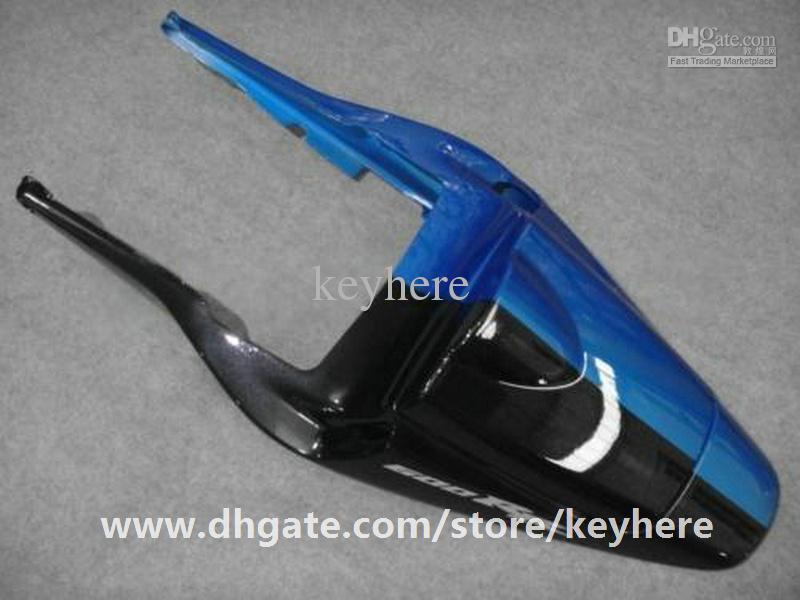 Kit de carénage d'injection gratuit 7 cadeaux pour Honda CBR600RR 2003 2004 CBR 600RR 03 04 F5 CBR-600RR carénage G4c bleu noir carrosserie