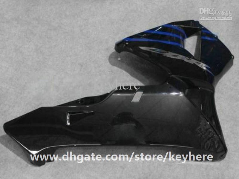 Kit de carenado de inyección gratuito 7 regalos para Honda CBR600RR 2003 2004 CBR 600RR 03 04 F5 CBR-600RR carenados G4c azul negro trabajo de la carrocería de la motocicleta