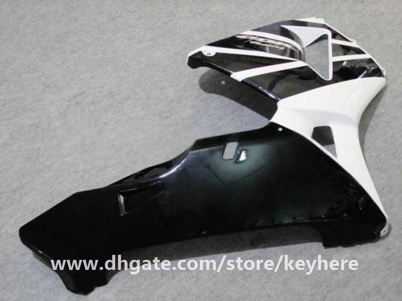 Kit de carénage injection gratuit 7 cadeaux pour Honda CBR 600RR 2003 2004 CBR600RR 03 04 F5 CBR-600RR carénages blanc noir moto carrosserie