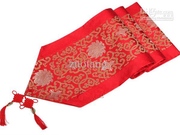 fiore rosso 300 x 33cm