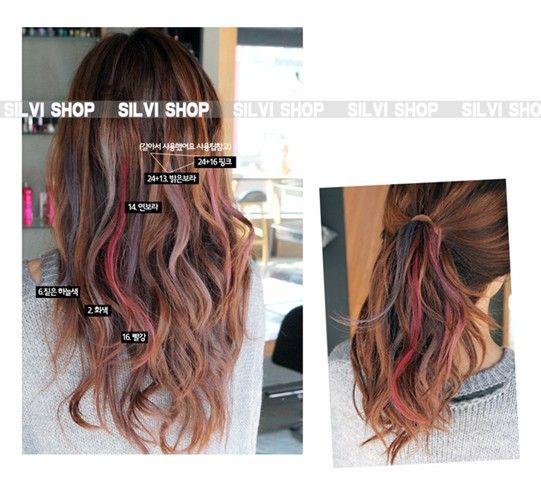 Hot Selling Temporary Hair Color Dye Pastel Chalk Bug Rub,Crayon ...