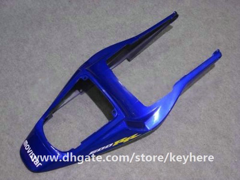 Gratis 7 Geschenken Injectie Keuken Kit voor HONDA CBR 600RR 2003 2004 CBR600RR 03 04 F5 CBR-600RR-FACKINGS G4F MOVISTAR BLUE MOTORFIETS CANDWERK