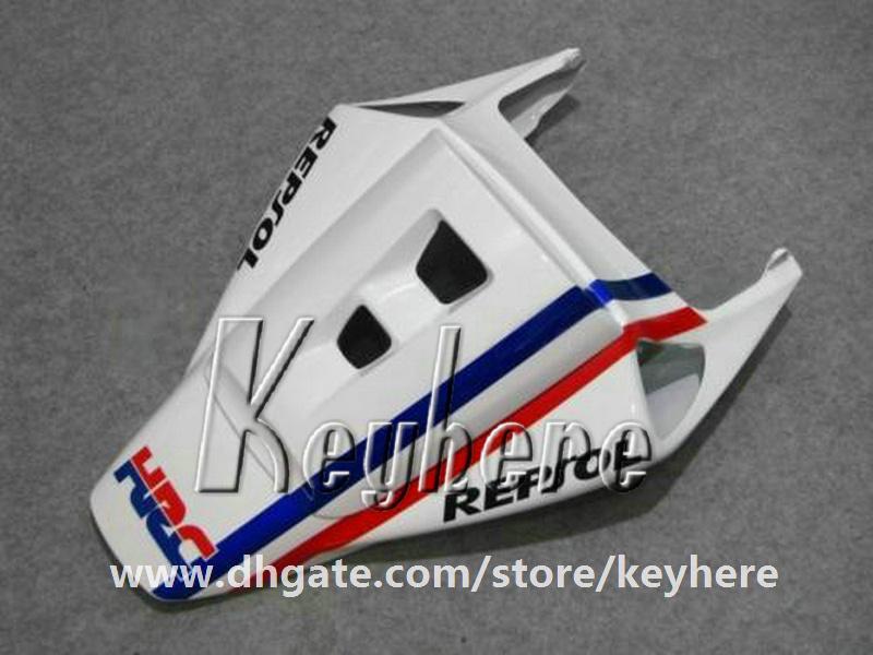 Kit de carénage d'injection gratuit 7 cadeaux pour Honda CBR1000RR 2004 2005 CBR 1000RR 04 05 carénages CBR-1000RR pièces de moto bleu blanc rouge G3f