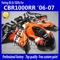 7 Gifts injection molding motorcycle fairing for HONDA CBR10...