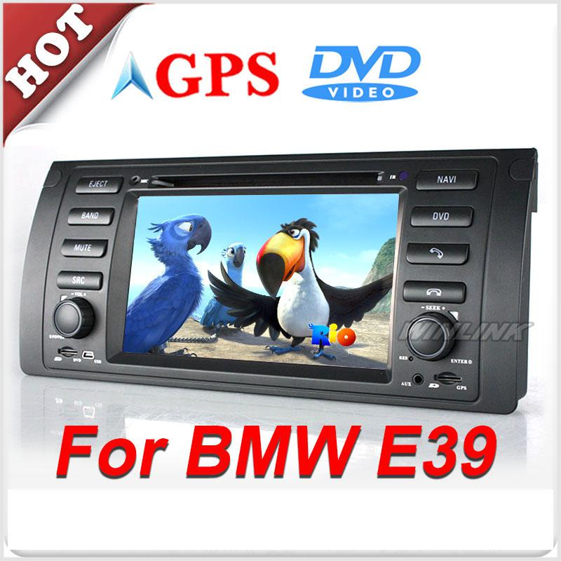 2019 Special Stereo Car Dvd Gps For Bmw X5 E39 E53 With
