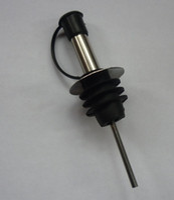 Wholesale Stainless Pourer - oil pourer stainless steel bottle stopper,wine pourer