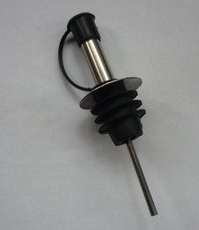 China oil pourer stainless steel bottle stopper,wine pourer suppliers