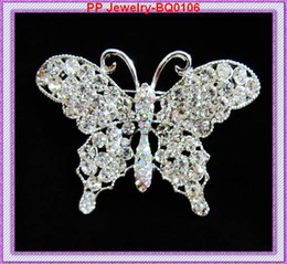 Wholesale Bridal Clothes - Vintage Style Fashion Women Clothes Wedding Bridal Brooch Pin Party Brooch BQ0106