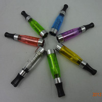Wholesale Ce4 Low Priced Electronic Cigarettes - DHLFreeing!!!Top quality,Lowest price Colorful Regular CE4 LED CE4 1.6ml Atomizer  Detachable CE4 for EGO-CE4S EGO Electronic Cigarette