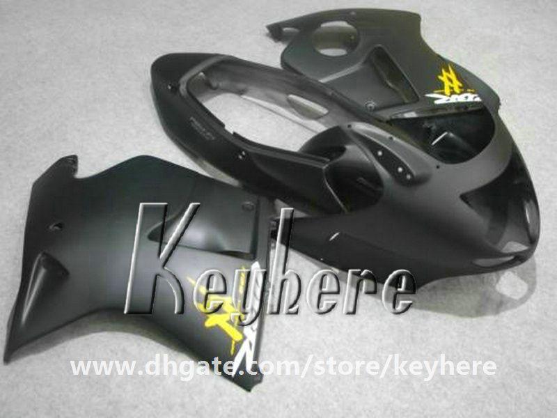 Livre 7 presentes injeção carenagem kit para Honda CBR1100XX 2006 2007 CBR 1100XX 06 07 CBR 1000 XX carenagem g1k corpo preto plana peças da motocicleta