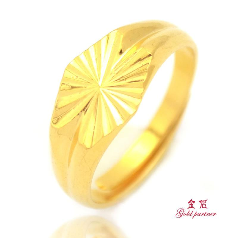 Gold Plated Rings Fashion Jewelry Rings Mens Gold Plated Male
