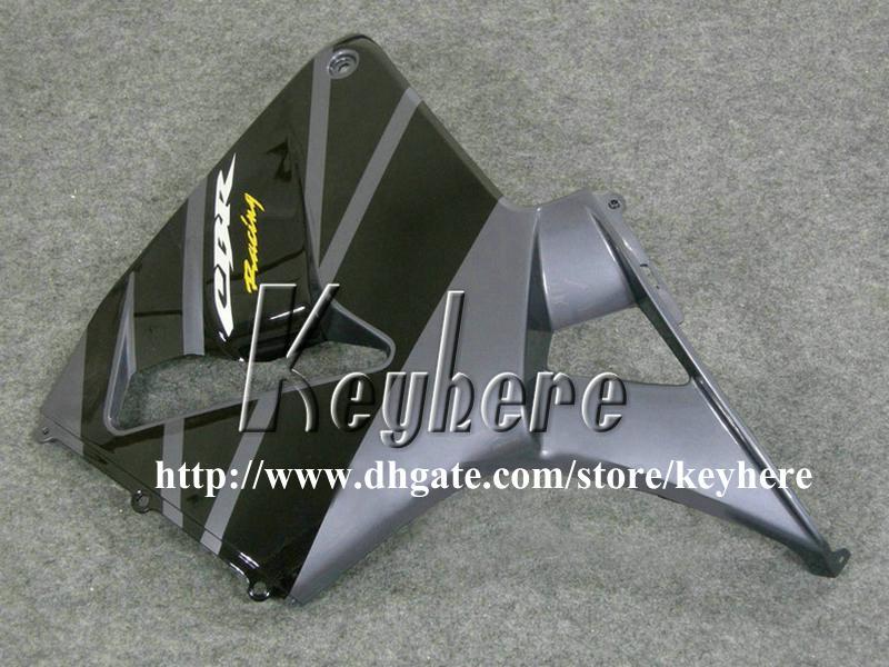 GRATIS 7 Geschenken Injectie Kit Kit voor HONDA CBR600RR 2003 2004 CBR 600RR 03 04 F5 CBR 600 RR-FUNLINGS G7K Grijs Zwart Motorfiets Carrosserie