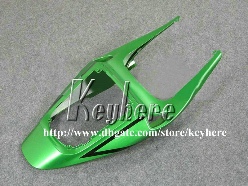 Kit de carénage d'injection gratuit 7 cadeaux pour Honda CBR 600RR 2005 2006 CBR600RR 05 06 F5 CBR600 carénages RR G5k vert noir pièces de moto neuves