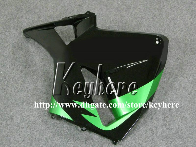 Gratis 7 geschenken Injectie Fairing Kit voor HONDA CBR 600RR 2005 2006 CBR600RR 05 06 F5 CBR600 RR-FUNLINGS G5K GROENE Zwart Nieuwe Motorfiets Onderdelen