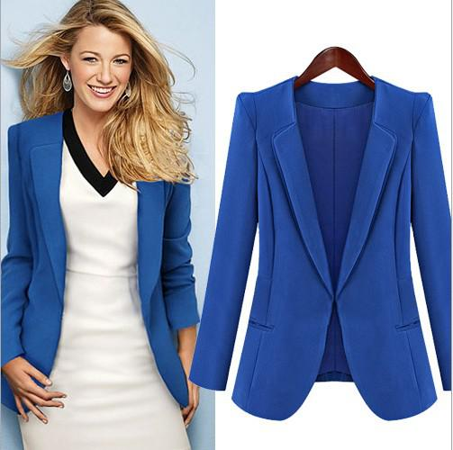 Women Formal Blazer For Office Wear, Nice Blazer 2015 ...
