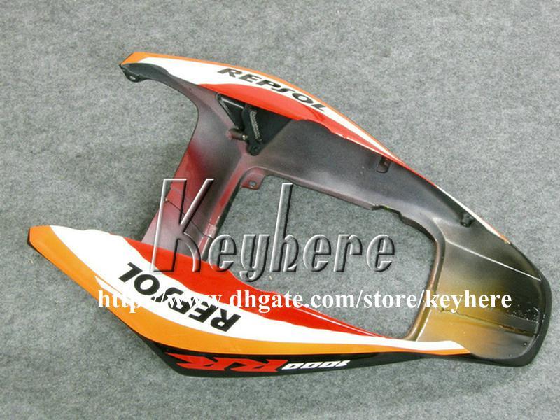 Kit carena iniezione 7 regali Honda CBR1000 RR 2004 2005 CBR1000RR 04 05 Carene CBR 1000RR G7l REPSOL corpo moto rosso arancio