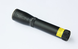Wholesale Green Laser Flashlight Designator - ND3 Long Distance Green Laser Designator with Adjustable Scope Mount