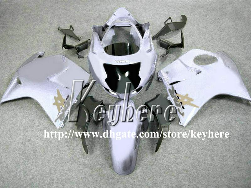 Free 7 gifts injection fairing kit for Honda CBR1100XX 2006 2007 CBR 1100XX 06 07 CBR 1000 XX fairings g7l new silver black motorcycle parts