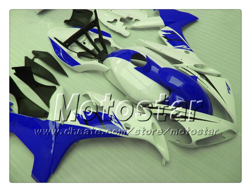 Volledige kuipset voor Yamaha 2004 2005 2006 YZF-R1 04 05 06 YZFR1 04 05 06 YZF R1 YZFR1000 Motorfietsen Set