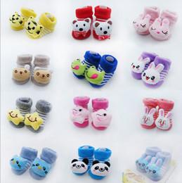 10% di sconto / calzini spessi calze di cartone animato! Calze / calzini / calzini negozio / a buon mercato / vendita calda / calze di cotone / scarpe vendita.24pairs / 48pca.J da