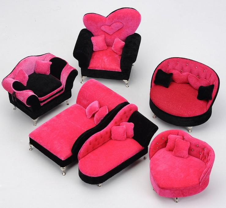 Box Type Sofa Designs: 2019 EMS Shipping! Sofa Velvet Jewelry Box / Jewelry Box