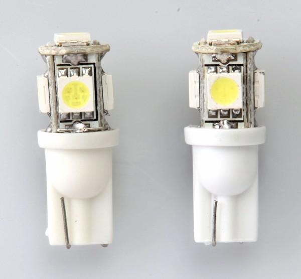 best selling 20% discount off ! 500*192 168 194 W5W T10 5050 5SMD LED Interior light License light Plate light Map Light white red blue green yellow pink