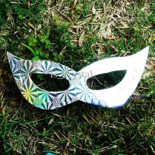 / pas cher multi couleur vénitien mascarade masques masque pour les yeux pour les masques de papier fête de costume MA23