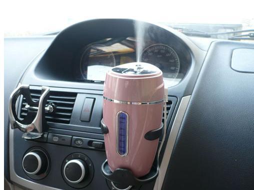 Автомобильный увлажнитель отрицательный ион автомобиля кислородный бар автомобиля очиститель воздуха мини USB подарок 2 в 1 USB Автомобильный адаптер мини-увлажнитель воздуха Fit Car Office Home