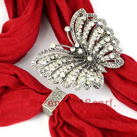 10PCS LOT, Top Fashion DIY Jewellery Scarf Accessories Zinc ...