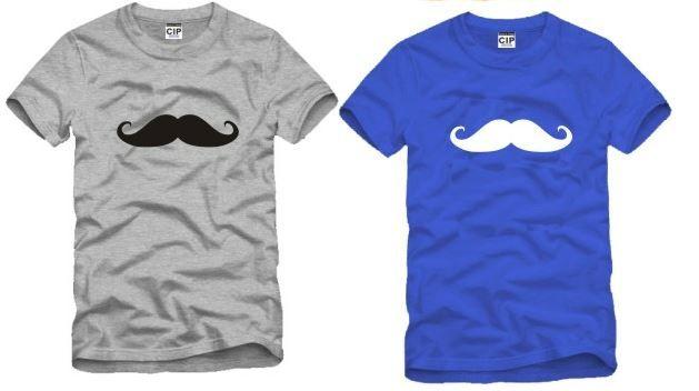 maglietta dei bambini di estate di trasporto libero maglietta barba stampata bambini 100% cotone i