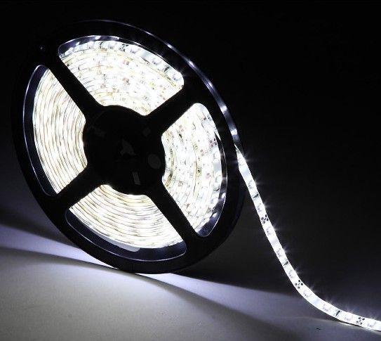20 M 20 Metro LED Fita azul branco vermelho quente LED Luz de Tira 3528 SMD Flexível 60LED À Prova D 'Água / M Com conector com 12 8A 96 W fonte de alimentação