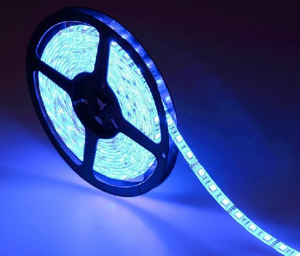 5050 SMD LEDストリップレッドブルーピュアホワイトウォームイエローグリーンシングルカラー防水300 LEDストリップライトLEDリボン200メートル40ロールを介してDHL