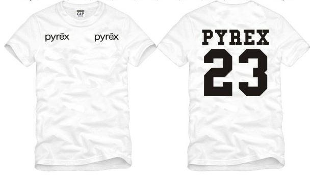 freies Verschiffenart und weisesommer PYREX-VISION 23 T-Shirt Art und Weise T-Shirts Mannt-shirt Hip-Hop-T-Shirt streetwear T-Shirt 100% Farbe der Baumwolle 6