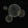 HOT Sale Modern Raimond Pendant Light Moooi R 43cm LED Stainless Steel Free shipping