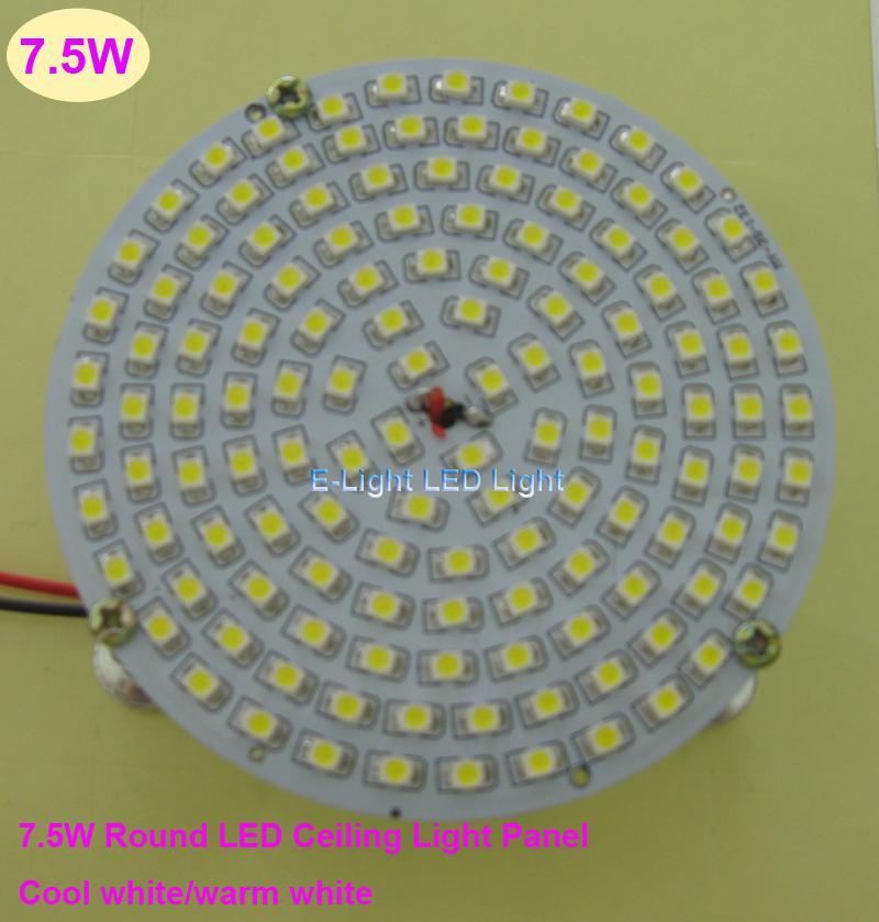 2018 8w round led ceiling light panel smd3528 ac85 265v amp 18w see larger image aloadofball Images