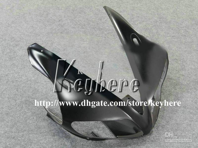 Gratis 7 geschenken ABS Plastic Fairing Kit voor Yamaha YZFR1 2002 2003 YZF R1 02 03 YZF1000R BIFTERINGS G9M Nieuwe Hoogwaardige All Black Motorcycle Onderdelen