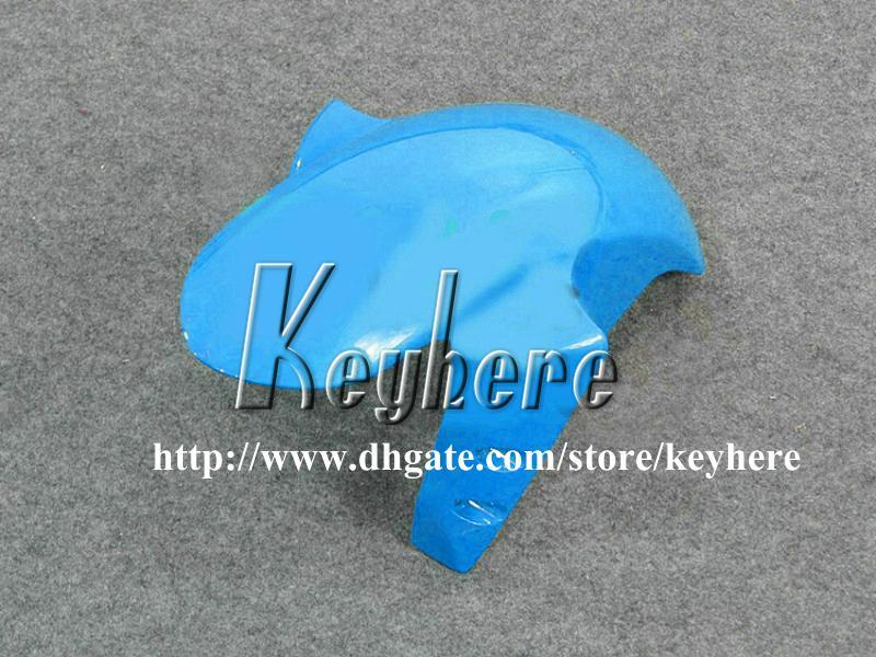 Gratis 7 regalos ABS kits de carenado de plástico para YAMAHA YZFR1 2002 2003 YZF R1 02 03 YZF1000R carenados G4o caliente blanco luz azul motocicleta partes