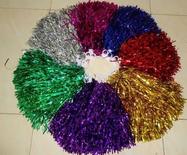 2017 tinsel cheerleader cheerleading dance party cheer pom poms 75g pcs from sunshinebusiness. Black Bedroom Furniture Sets. Home Design Ideas