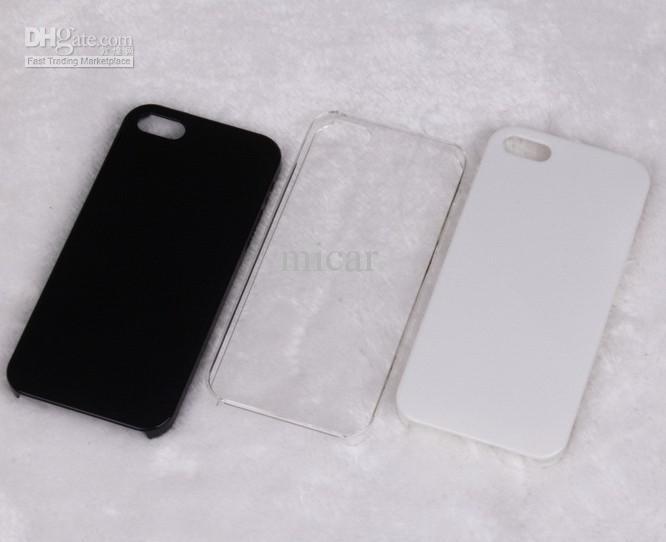 Kişilik Sert PC Telefon Kılıfı için iPhone 7 i7 durumda 5G DIY Sert Boş Durumda DHL Ücretsiz Nakliye için
