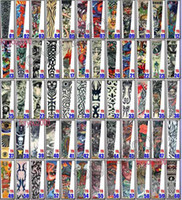Wholesale Tattoo Arm Great - Pop 20pcs Fancy Tattoo Stripe Sleeves Arm Dress Sleeve Great Tattoo Design For Men & Women